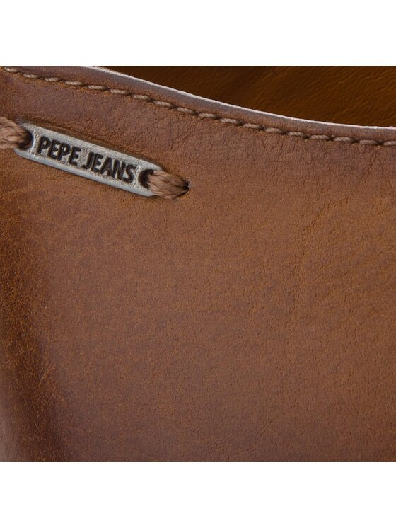 Pepe Jeans Pepe Jeans Обувки Barley Lth PMS10217 Кафяв