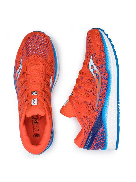 Saucony Saucony Обувки Freedom Iso 2 S20440-36 Оранжев