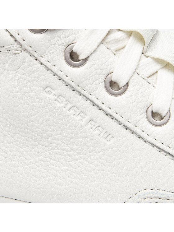 G-Star Raw G-Star Raw Sneakers Rackam Core Mid D12702-8706-110 Weiß