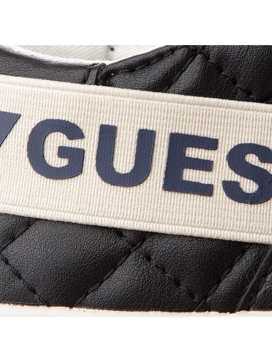 Guess Guess Teniszcipő FJCOR4 ELE12 Fekete