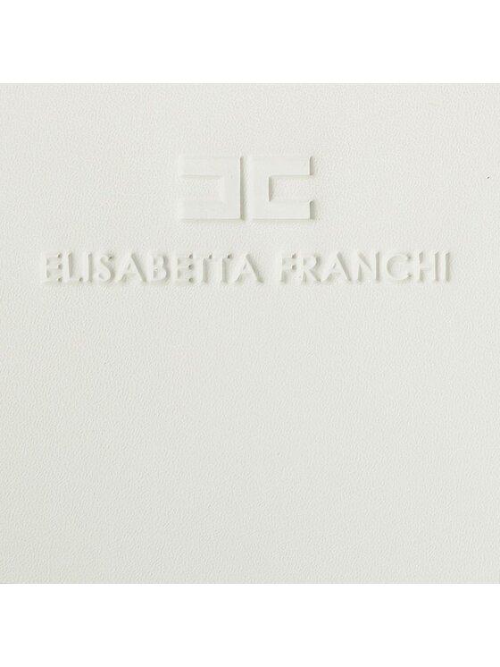 Elisabetta Franchi Elisabetta Franchi Kabelka BS-69A-82E2 Biela