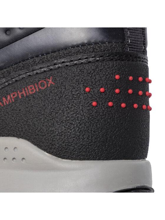 Geox Geox Šnurovacia obuv J Teram B Abx A J94AEA 0ME15 C4244 D Tmavomodrá