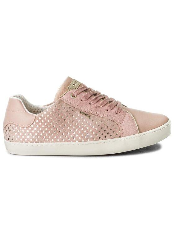 Geox Geox Sneakersy J Kilwi G. J J82D5J 007BC C8011 D Różowy