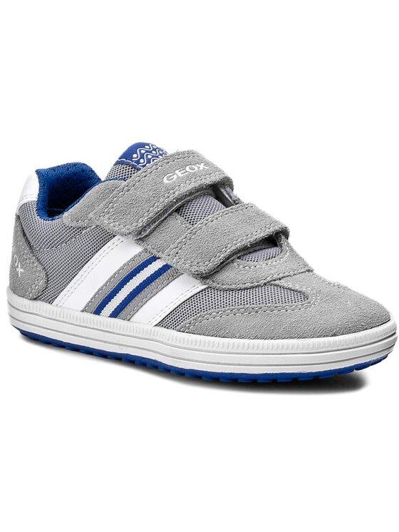 Geox Geox Обувки J Vita A J42A4A 01422 C0069 Сив