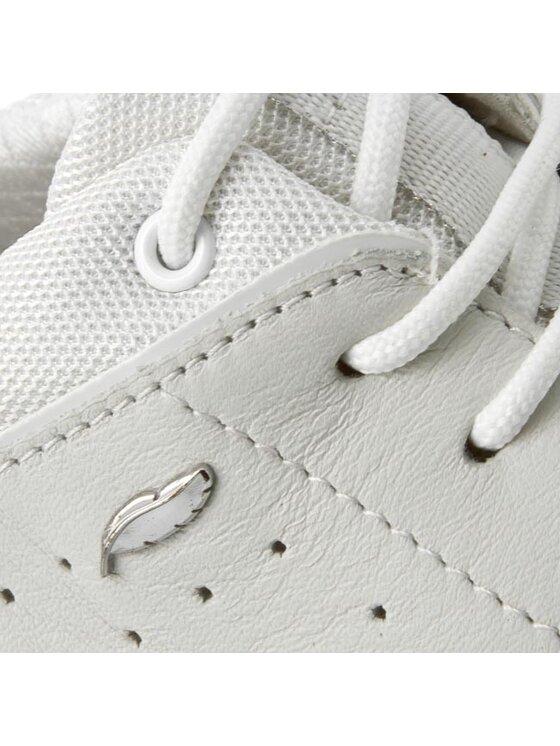 Geox Geox Sneakers D Ophira B D621CB 08514 C1352 Blanc