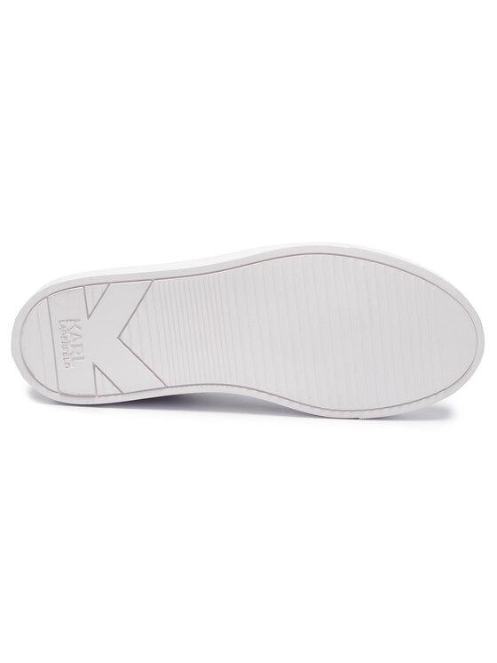 KARL LAGERFELD KARL LAGERFELD Сникърси KL61041 Бял