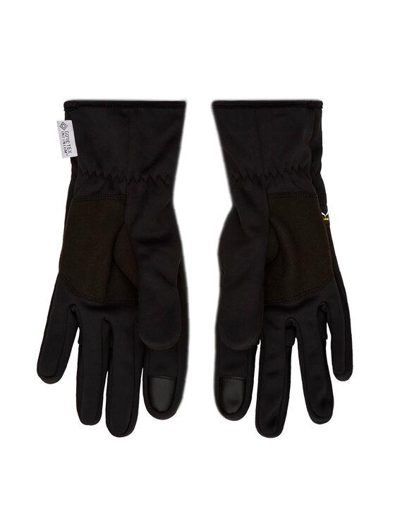 Salewa Moteriškos Pirštinės Ws Finger Gloves 025858 Juoda