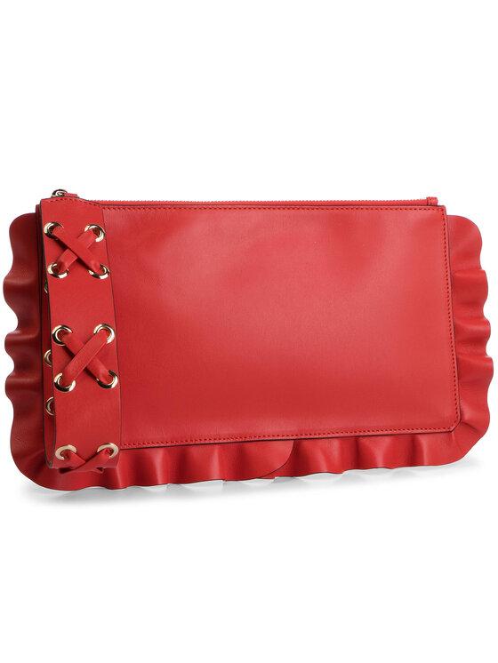 Red Valentino Red Valentino Torebka RQ0B0B43 Czerwony