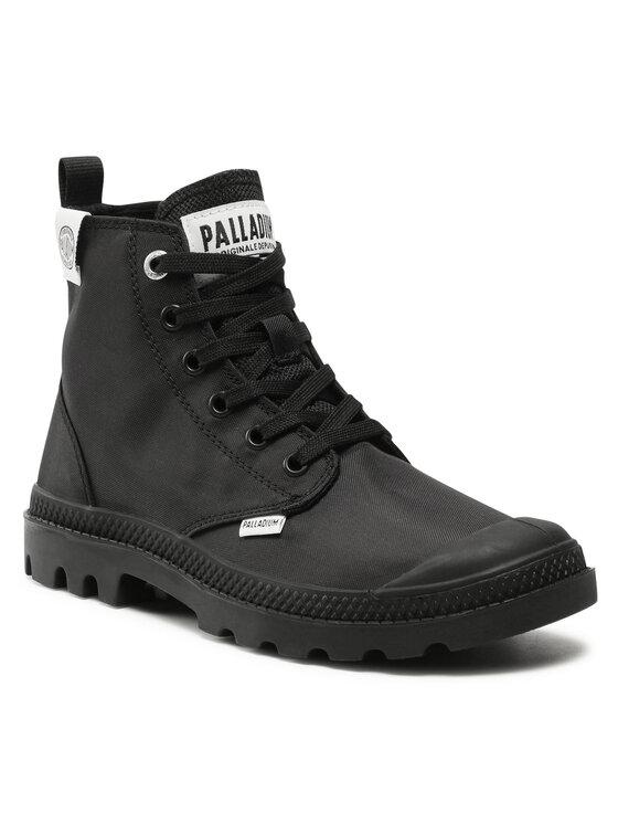 Palladium Žygio batai Monochrome Hi III 77077-008-M Juoda