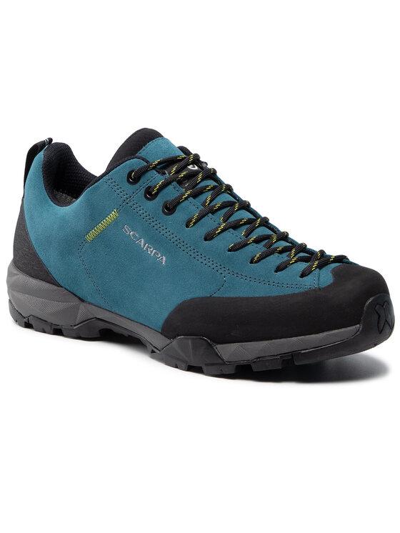Scarpa Turistiniai batai Mojito Trail 63313-350 Tamsiai mėlyna