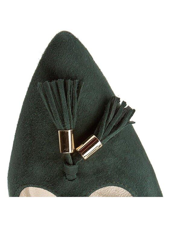 Maccioni Maccioni Szpilki 443 Zielony