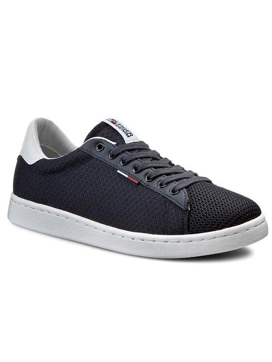 Tommy Hilfiger Tommy Hilfiger Laisvalaikio batai DENIM Sullivan 1M-1 EM56820721 Tamsiai mėlyna