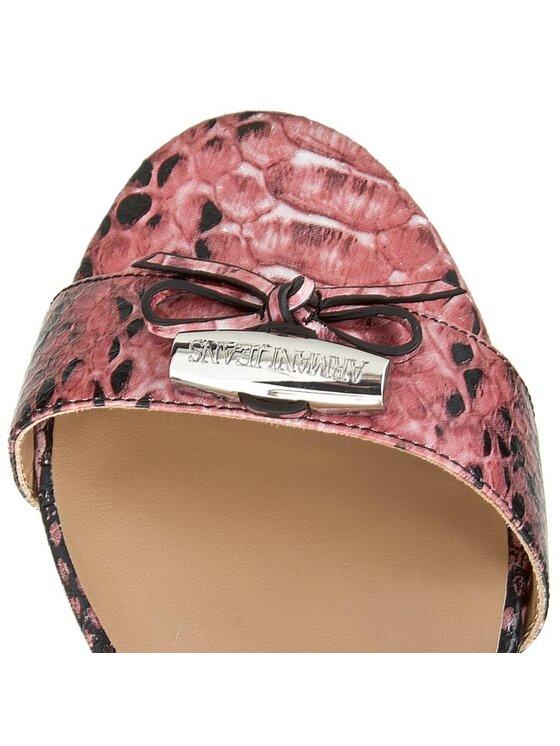 Armani Jeans Armani Jeans Sandały A5519 31 4L Różowy