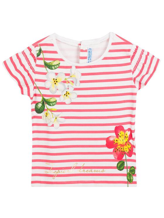 Mayoral Mayoral Completo 2 T-shirt e gonna 1951 Rosa Regular Fit
