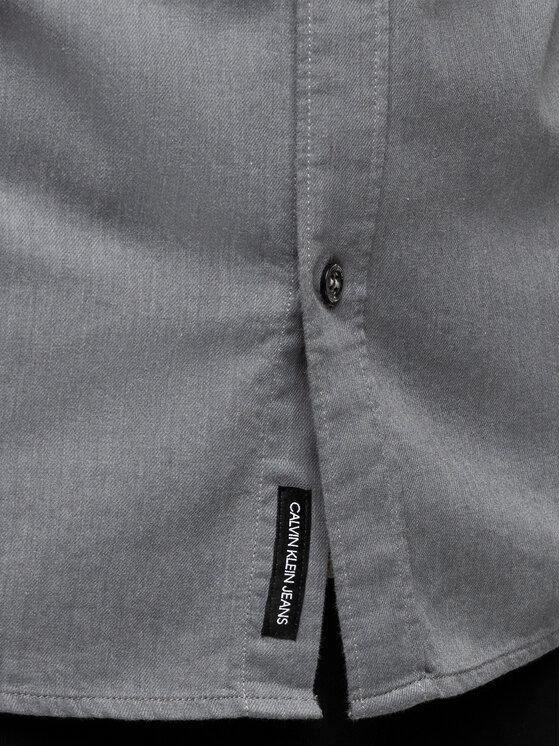 Calvin Klein Jeans Calvin Klein Jeans Ing J30J314243 Szürke Slim Fit