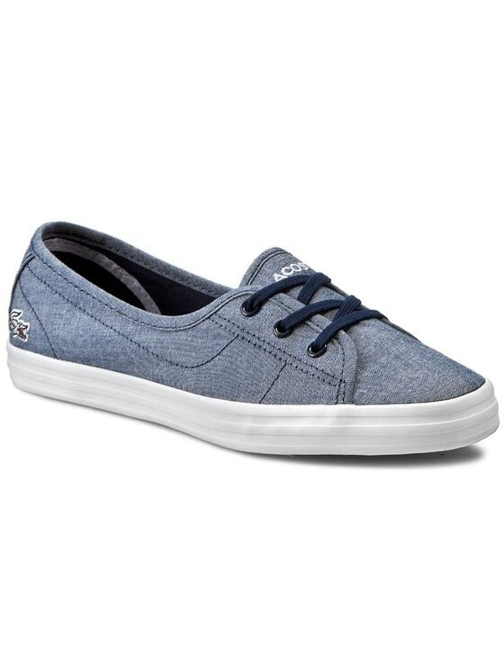 Lacoste Lacoste Гуменки Ziane Chunky Lin Spw 7-29SPW2204DB4 Син