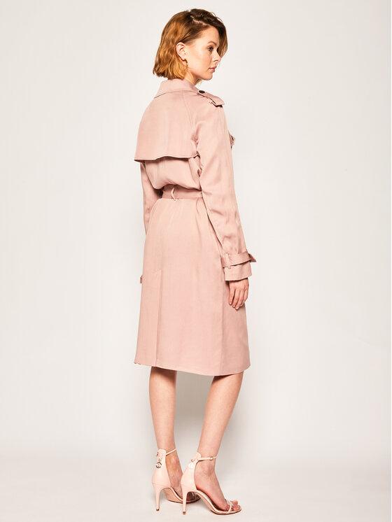 Calvin Klein Calvin Klein Преходно палто Lightweight K20K201847 Розов Regular Fit