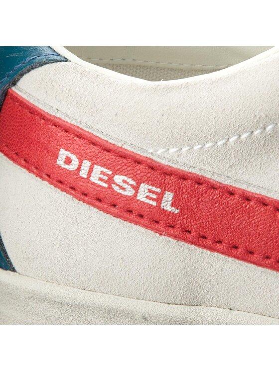 Diesel Diesel Sneakersy D-String Low Y01641 P1435 H6616 Biały