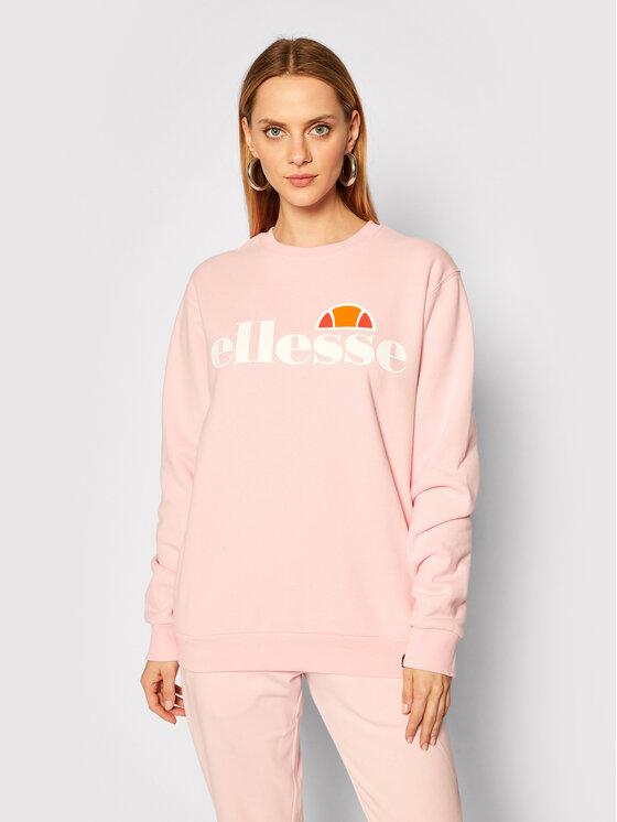 Ellesse Džemperis Agata SGS03238 Rožinė Regular Fit