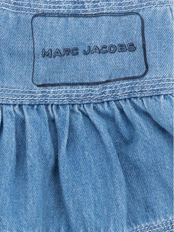 Little Marc Jacobs Little Marc Jacobs Spódnica W13100 S Niebieski Regular Fit