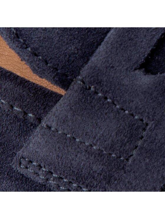 Gant Gant Mokasíny Enrico 14673724 Tmavomodrá