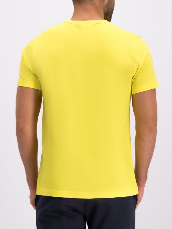 Champion Champion T-Shirt 210972 Gelb Regular Fit