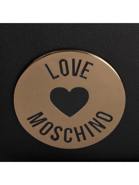 LOVE MOSCHINO LOVE MOSCHINO Torebka JC4046PP1ALG0000 Czarny
