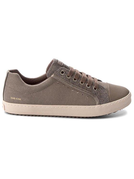 Geox Geox Sneakers J Kalispera G.J J744GJ 0AFEW C5005 D Marrone