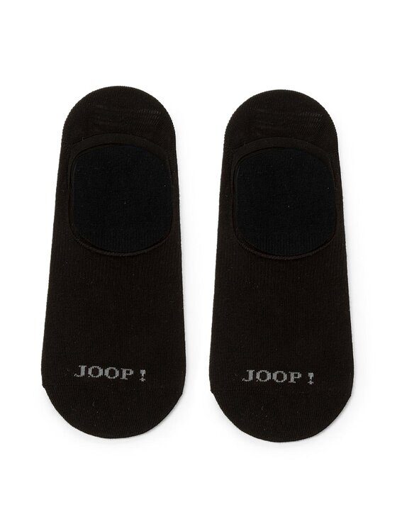 Joop! Joop! Unisex-Sneakersocken Inshoe Ier 900.067 Schwarz