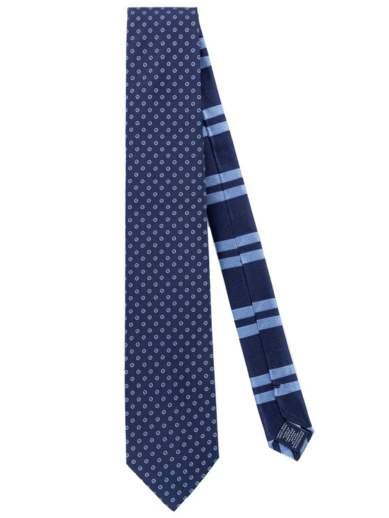 Tommy Hilfiger Tailored Tommy Hilfiger Tailored Cravate TT0TT05380 Bleu marine