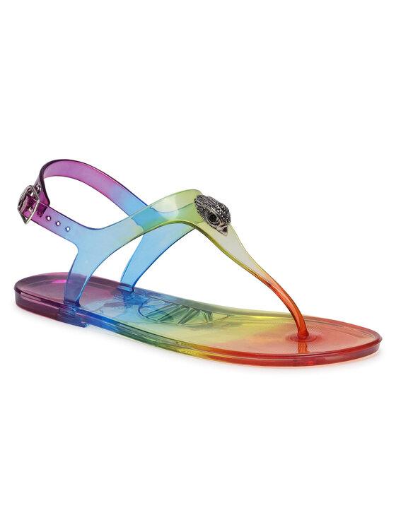 Kurt Geiger Basutės Maddison Rainbow 4191569979 Spalvota