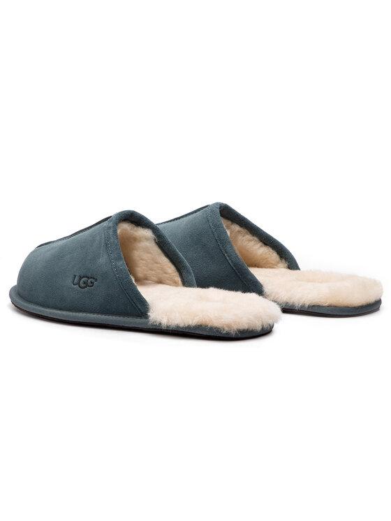 Ugg Ugg Papuče M Scuff 1101111 Modrá