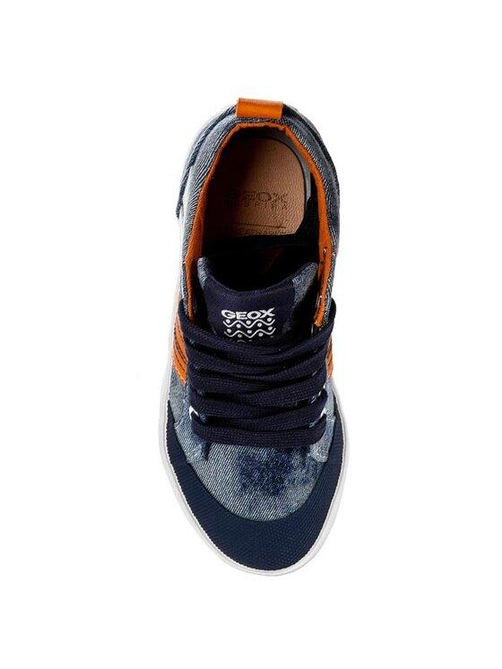 Geox Geox Κλειστά παπούτσια J Kiwi B. I J52A7I01354C4030 / M Μπλε