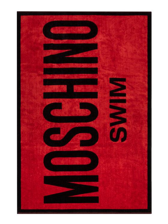 MOSCHINO Underwear & Swim MOSCHINO Underwear & Swim Ręcznik V7401 5949 Czerwony