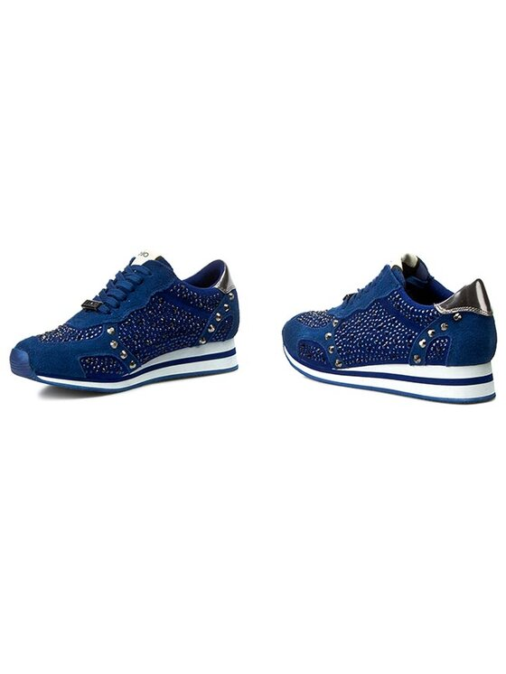 Liu Jo Liu Jo Sneakersy Running Aura S65133 P0079 Niebieski