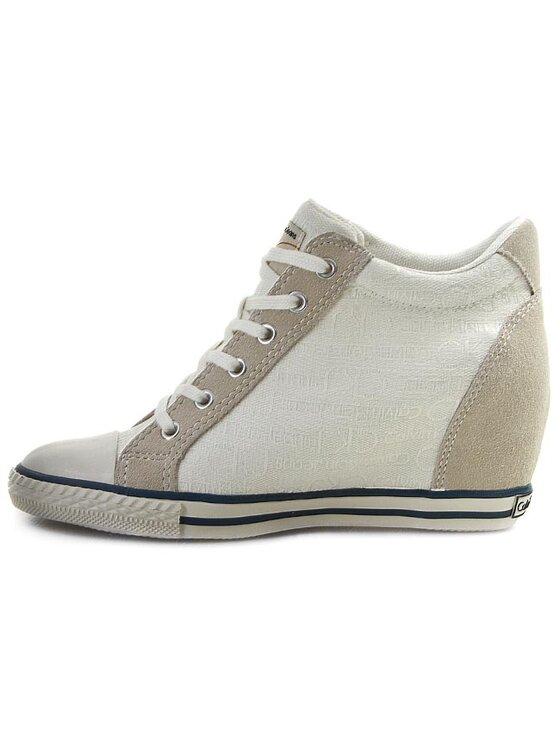 Calvin Klein Jeans Calvin Klein Jeans Sneakersy RE8969 Biela