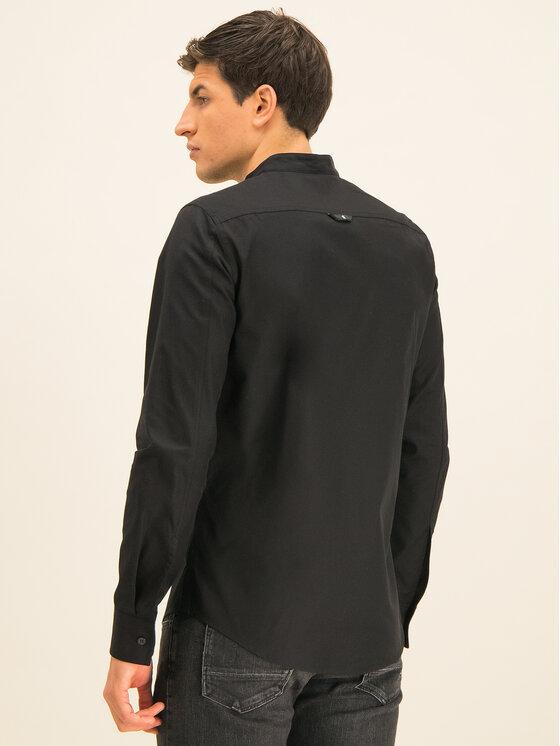 Calvin Klein Jeans Calvin Klein Jeans Ing J30J314233 Fekete Slim Fit