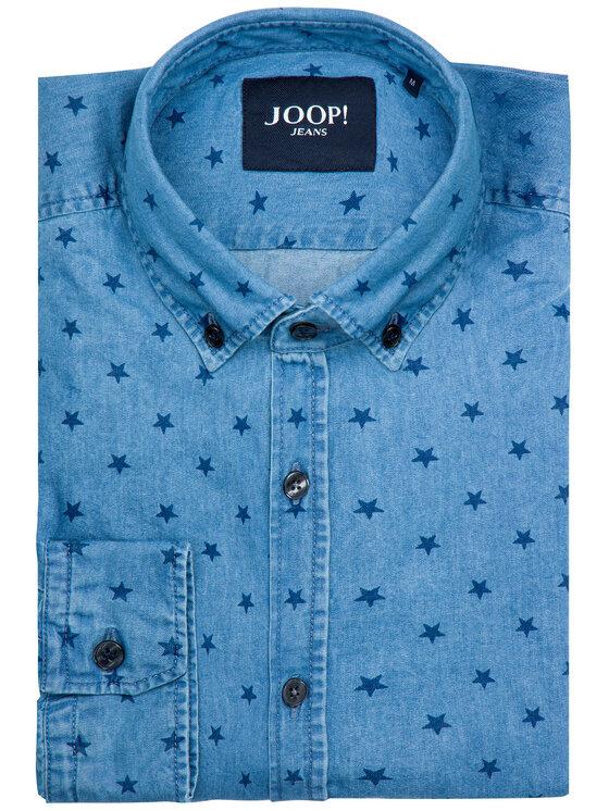 Joop! Jeans Joop! Jeans Hemd 30014422 Dunkelblau Modern Fit