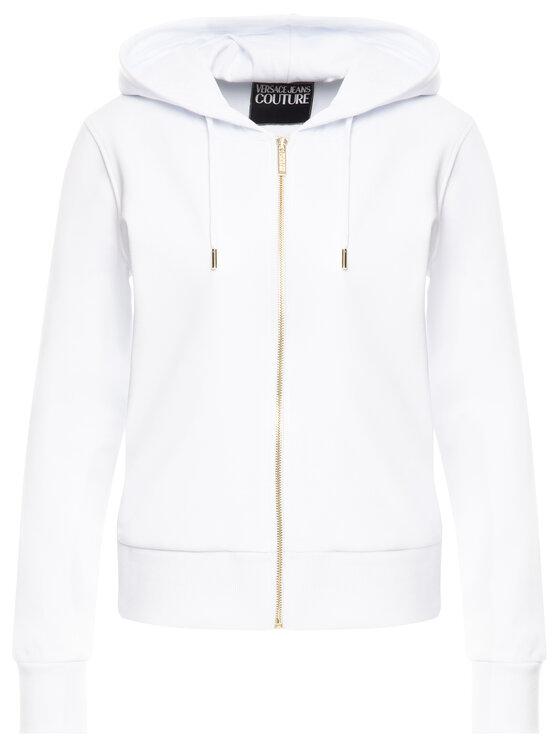 Versace Jeans Couture Versace Jeans Couture Sweatshirt B6HVA70T Blanc Regular Fit