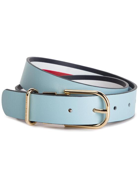Tommy Hilfiger Tommy Hilfiger Ceinture femme New Fancy Reversible Belt 3.0 AW0AW06554 Bleu
