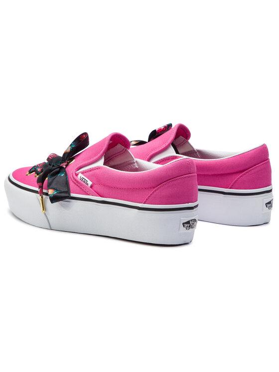 Vans Vans Гуменки Classic Slip-On P VN0A3JEZVN41 Розов