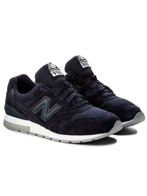 New Balance New Balance Sneakersy MRL996LL Tmavomodrá