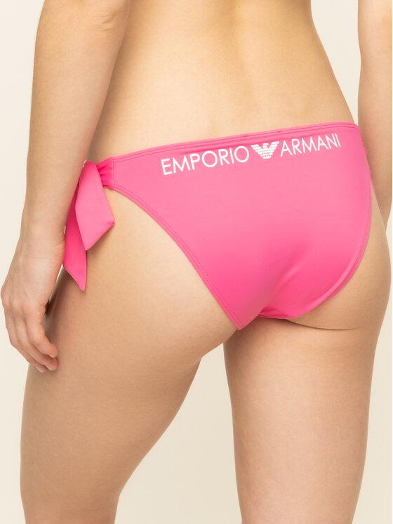 Emporio Armani Emporio Armani Plavky 262479 0P313 00073 Růžová