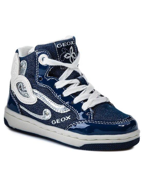 Geox Geox Auliniai batai J Creamy C J42L5C 0ASHH C4005 Mėlyna