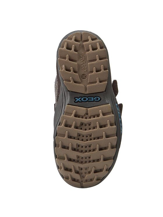 Geox Geox Polacchi J Savage A J5424A 05422 C6009 Marrone