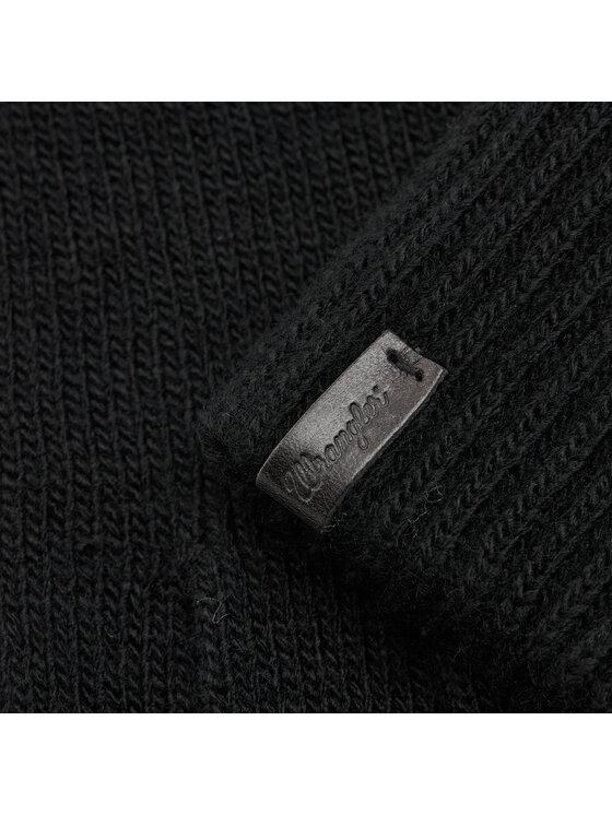 Wrangler Wrangler Rękawiczki Męskie Basic Gloves W0Q00UH01 Czarny