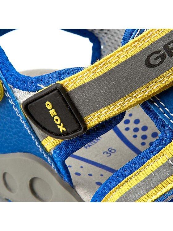 Geox Geox Sandále J Sand.Kyle C J42E1C 014CE C0335 D Modrá