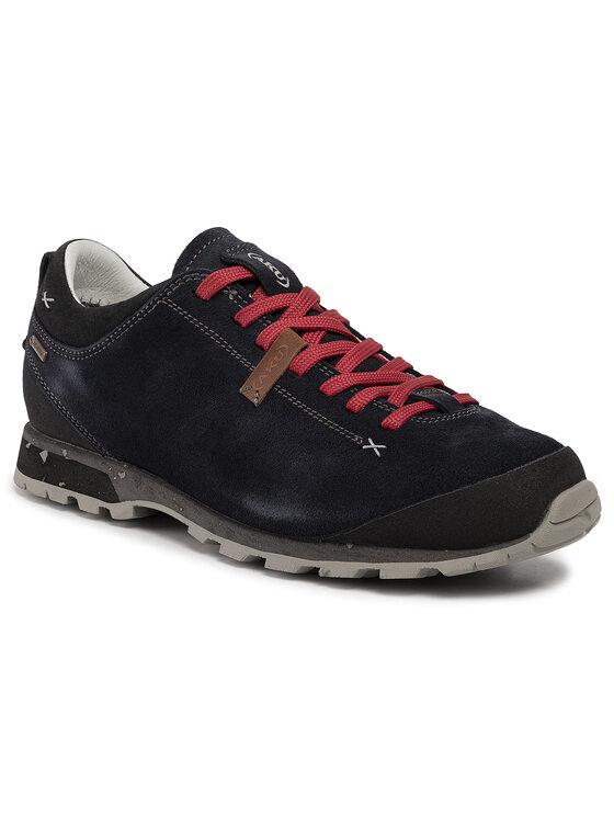 Aku Turistiniai batai Bellamont 3 Suede Gt GORE-TEX 504.3 Tamsiai mėlyna