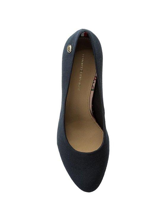 Tommy Hilfiger Tommy Hilfiger Κλειστά παπούτσια Lisette FW0FW00940 Σκούρο μπλε