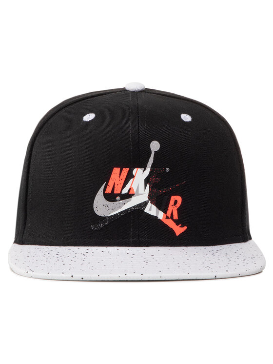 Nike Nike Czapka z daszkiem CU1985 011 Czarny
